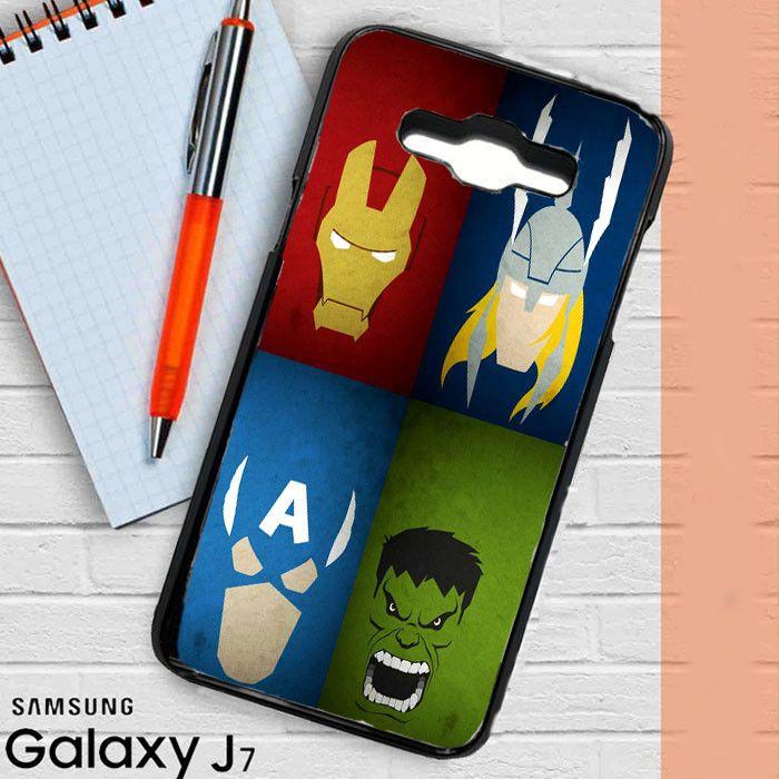 avengers Cartoon Samsung Galaxy J3 Case Casestrange
