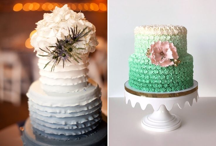 1. Cake: Amy Beck Cake Design