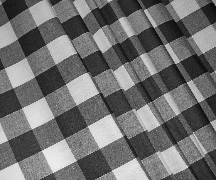 Black Check VW CAMPERVAN Caravan Curtains T2 T4 T5 T25 Orders Welcome *Lined* | eBay