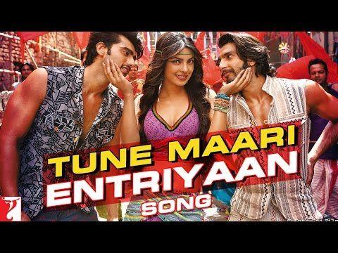Tune Maari Entriyaan from the film GUNDAY stars Ranveer Singh, Arjun Kapoor and Priyanka Chopra