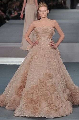 The Royals And I, ava-flower:     Elie Saab Couture Spring summer...