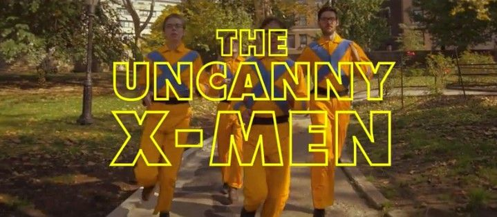 Parody trailer, YouTube user Patrick Willems puts an indie twist on the X-Men series, imagining the mutant world as seen through the eyes of Wes Anderson (laugh out loud hilarious and spot on)...