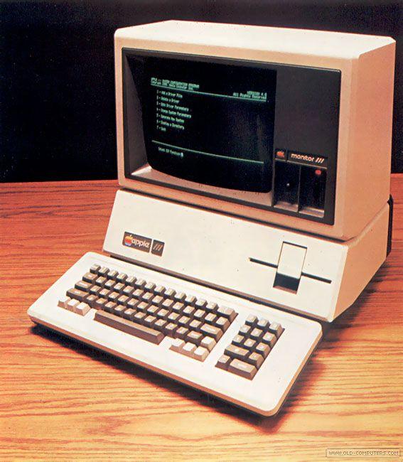 Apple III (1980)