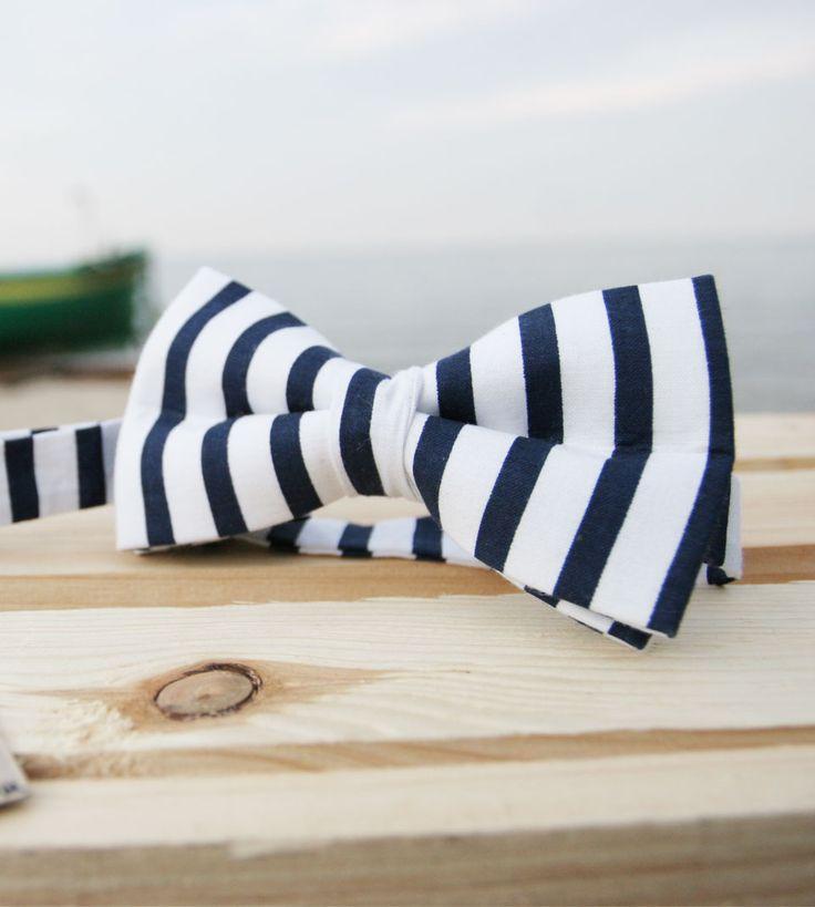 Mucha Marynarz Na Morzu  #ek #edytakleist #dodatek #styl #look #boy #men #wedding #dziecko #elegant #muchawwieloryby #handmade #suit #muchasiada #rzeczytezmajadusze #instaman #neckwear #instagood #instaman #finwal #bowtie #bowties #mucha #muchy #prezent #gift #instalike