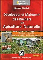La réimplantation de l'abeille noire locale: un devoir - Christine et Bernard NICOLLET