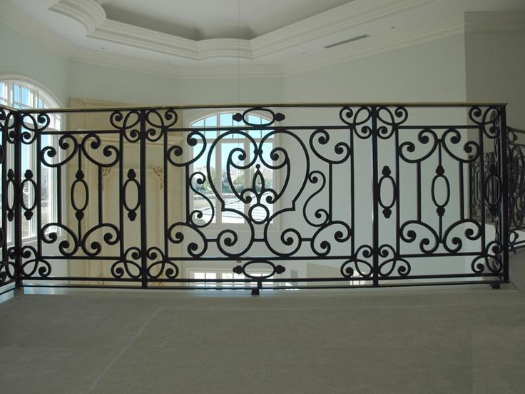 Railing design - Courtesy of Wagner Companies - Railing Products & Services - http://www.wagnercompanies.com/