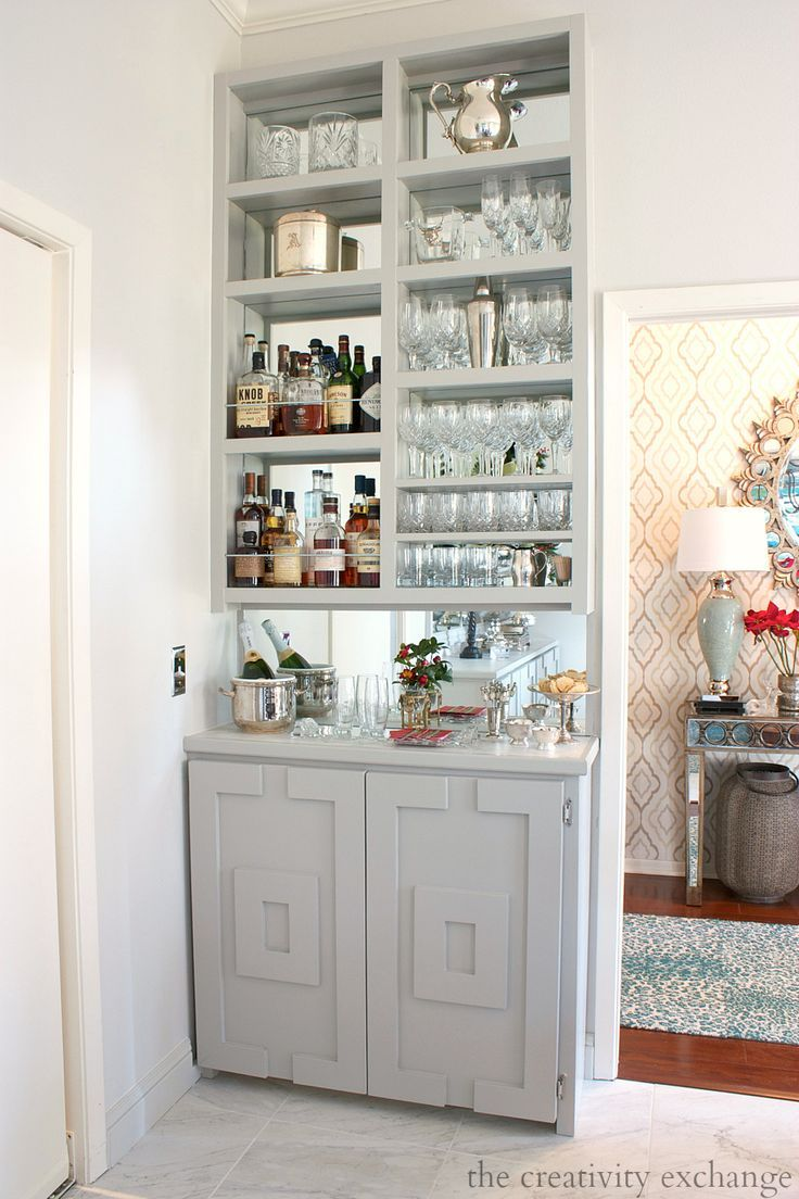 126 best Dining Storage and Bars images on Pinterest | Cooking food ...