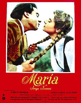 Maria (1972 Spanish movie with Fernando Allende) - This movie makes me cry every time I watch it. Found it on YouTube recently. Real life beautiful tragedy/love story.