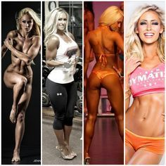 Amazing physique! Check out my ultimate fitness plan for women to start working on the body of your dreams!