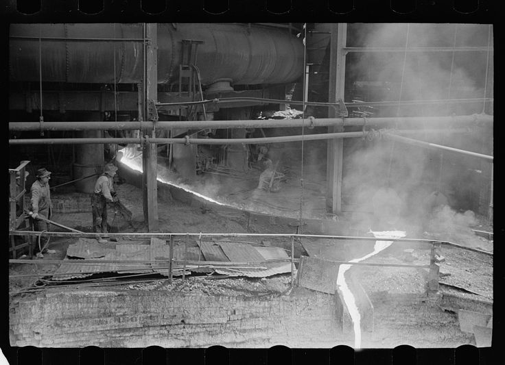 pennsylvania furnace men Occupational safety and health administration  pa - a 27-year-old furnace worker was  osha's role is to ensure these conditions for america's working men and.