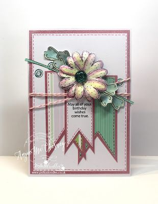 Made By Anjie McChesney. Using the Lemonade Fizz Collection. http://www.polkadoodles.co.uk/lemonade-fizz-printables-download-craft-scrapbooking-collection/