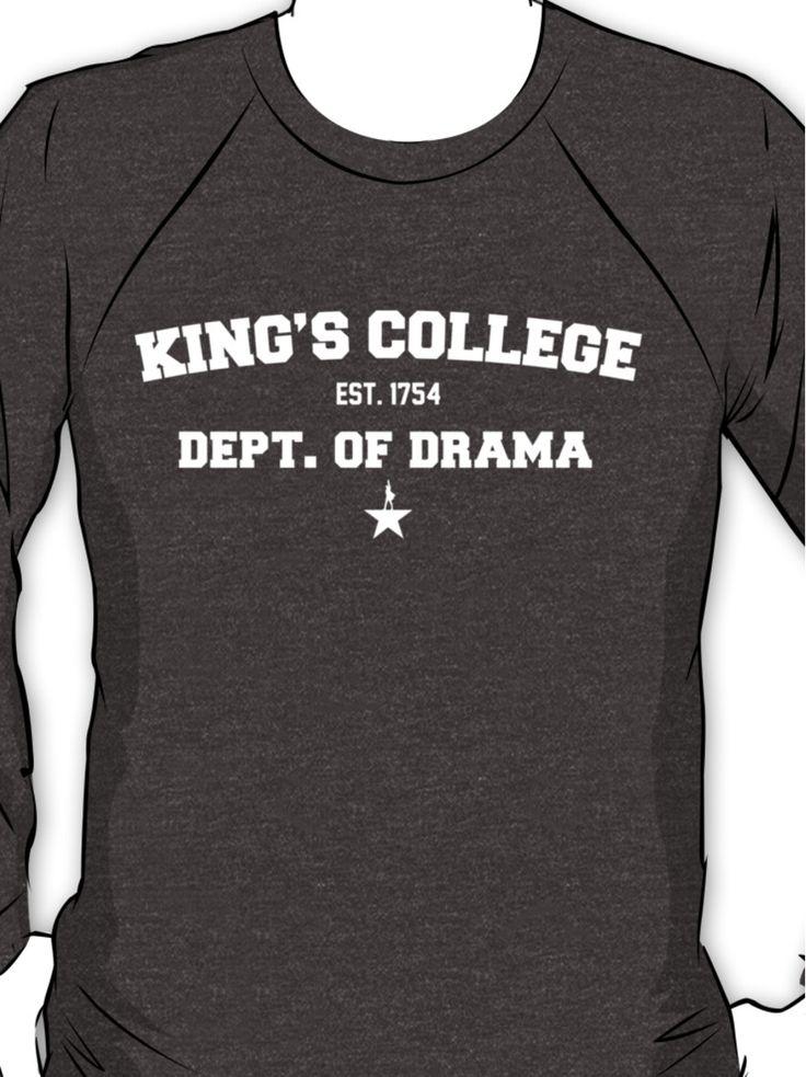 King's College Hamilton Sweatshirt