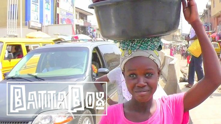 SHOCKING: Nigeria's Child Street Hawkers
