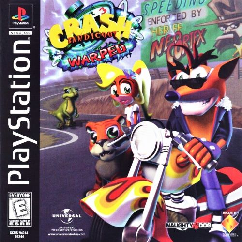 Today In Gaming History  Today we introduce Coco as the newest playable character to the Crash Bandicoot Franchise in Crash Bandicoot: Warped! Released for the PlayStation, November 4th, 1998, Crash Bandicoot: Warped brings a whole new time-traveling adventure with new levels, characters, and much more!   Game On Video Game Depot…