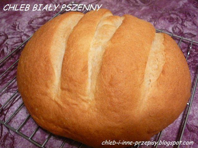 To bardzo smaczny i dzięki zawartości mleka delikatny chlebuś.Przepis pochodzi ze stronki www.arabeskawaniliowa.blogspot.com    Składniki: ...