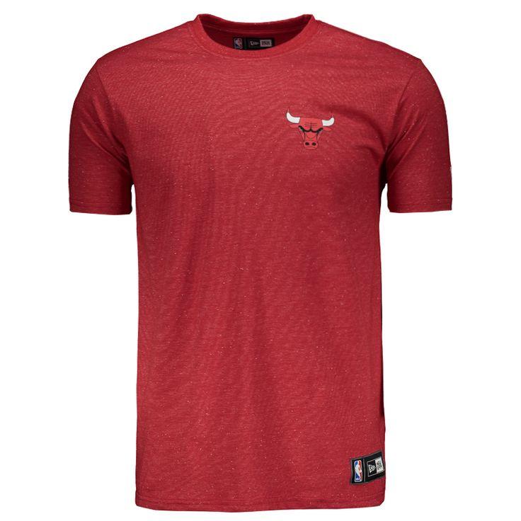 Camiseta New Era NBA Chicago Bulls Vermelho Somente na FutFanatics você compra agora Camiseta New Era NBA Chicago Bulls Vermelho por apenas R$ 129.90. Basquete. Por apenas 129.90