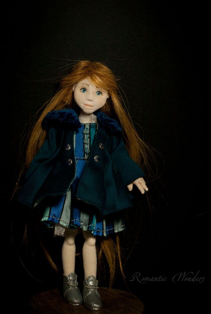 Katie by 'Romantic Wonders Dolls'