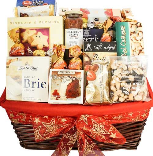 australia Gift Baskets - Flavours Of Christmas