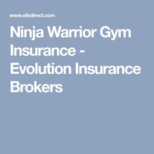 Ninja Warrior Gym Insurance - Evolution Insurance Brokers