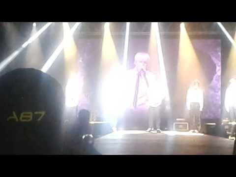 BTS EN MEXICO THE RED BULLET/ Rain