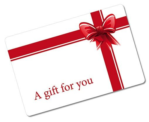 We can design a gift voucher which can be used throughout the year. A great way for businesses to market their products & services.