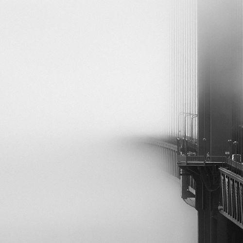 Golden Gate Bridge in fog by Hengki Koentjoro (@hengki_koentjoro_images) on his Hasselblad XPan | #hasselblad #xpan #mediumformat via Hasselblad on Instagram - #photographer #photography #photo #instapic #instagram #photofreak #photolover #nikon #canon #leica #hasselblad #polaroid #shutterbug #camera #dslr #visualarts #inspiration #artistic #creative #creativity