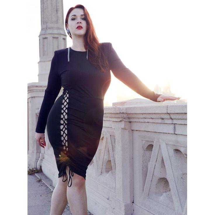 96 Likes 10 Comments Elle Valera Curve Model
