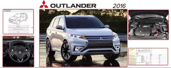 Mitsubishi Outlander 2016 Workshop Manual Mitsubishi Outlander 2012 Mitsubishi Outlander 2016 Mitsubishi Outlander