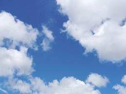 lucht geeft je ideeën door erbij na te denken