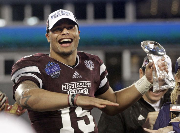Dak Prescott reflects on career with Dan Mullen, Mississippi State = Dak Prescott probably won't pay for another drink in Starkville again. Breaking 38 Mississippi State school records seems like forever ago as…..