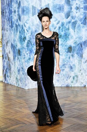 Alexis Mabille Haute Couture Fall Winter 2014-2015, look 4.  www.alexismabille.com