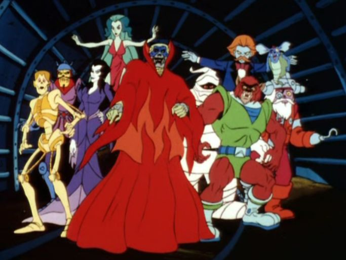 Filmation Ghostbusters Characters | Ghostbusters Character Guide - Filmation Ghostbusters Wiki