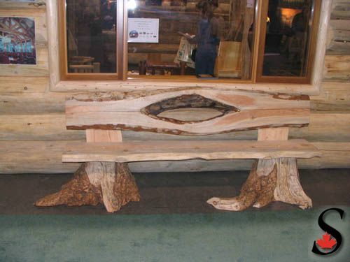 http://www.sitkaloghomes.com/Other Log and Timber Projects Gallery/images/log-and-timber-bench.jpg