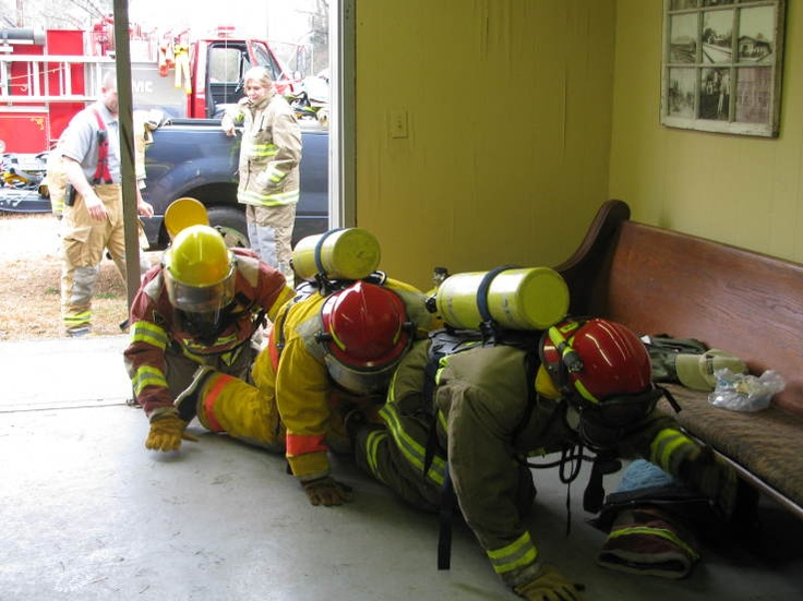 Let's Talk Fire Search Safety Guidelines Fire training