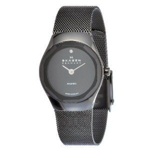 Skagen Womens 432sbsb Quartz Stainless