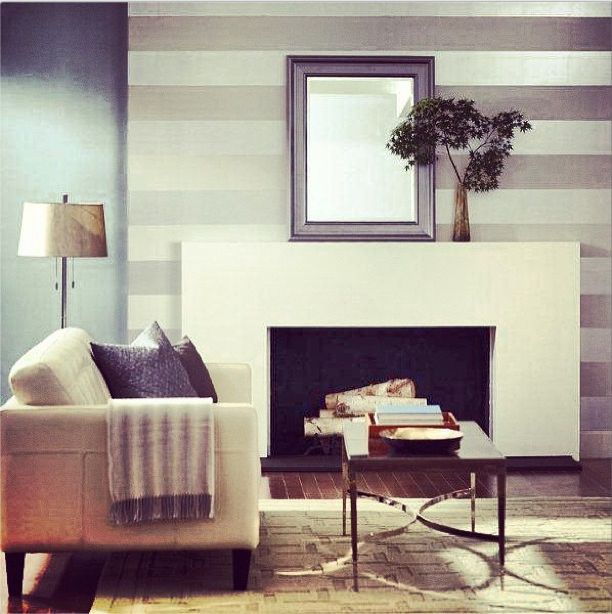 Use Painteru0027s Tape To Complete A Minimalist Room With A ...