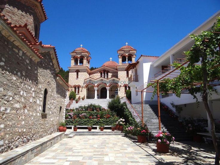 Ιερά Μονή Μαλεβής/Άγιος Πέτρος-Β. Κυνουρία Monastery -Malevis/Αgios Petros- N. Kinuria