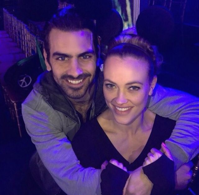 Nyle DiMarco and Peta Murgatroyd #TeamRedefiningDance