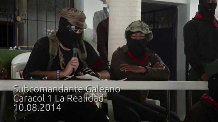 Subcomandante Galeano a los Medios de Comunicación | Parte 2