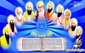The Ten Guru's