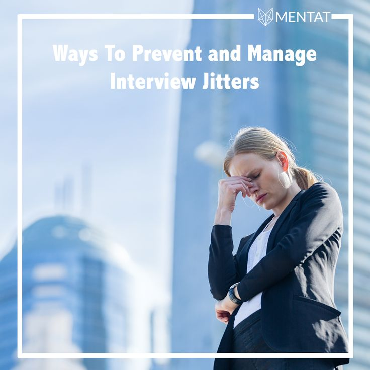 how to manage an interview