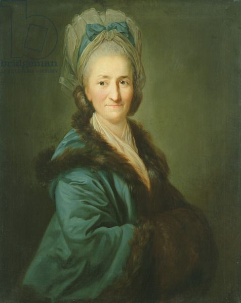 Portrait of an Old Woman, Anton Graff, 1780 (oil on canvas), Hamburger Kunsthalle, Hamburg, Germany