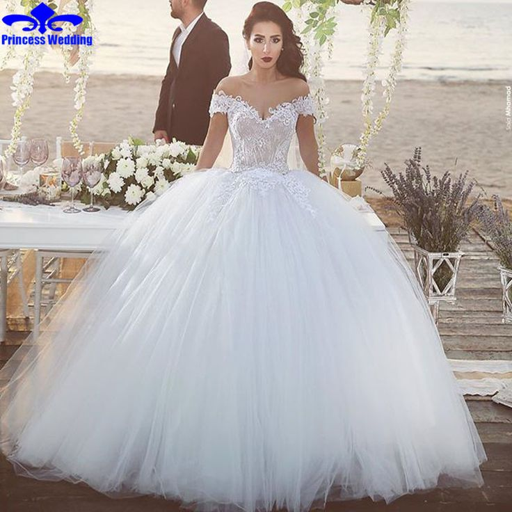 745 best Wedding Dresses images on Pinterest | Wedding frocks ...
