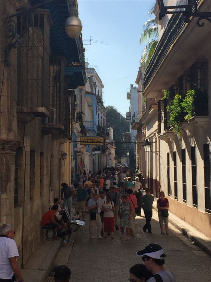 Bodeguita del medio - La Habana Cuba