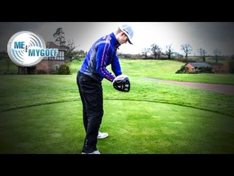 HOW TO HIT YOUR DRIVER DEAD STRAIGHT! - YouTube