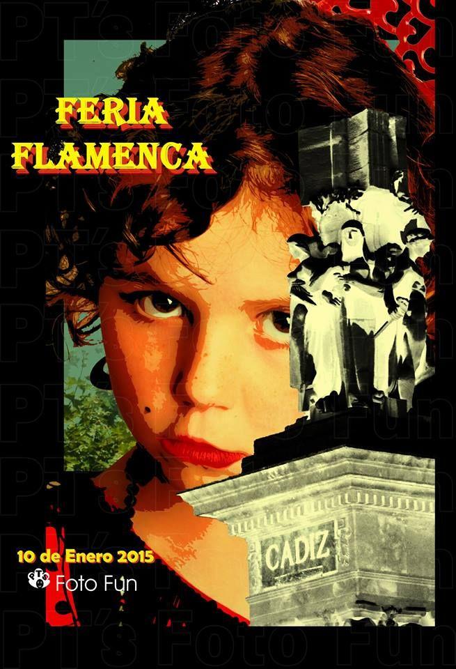 Manuela flamenca poster 2