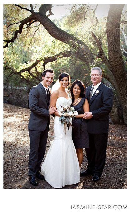 FAQ : Shooting Family Formal Photos at Weddings - Jasmine Star Photography Blog