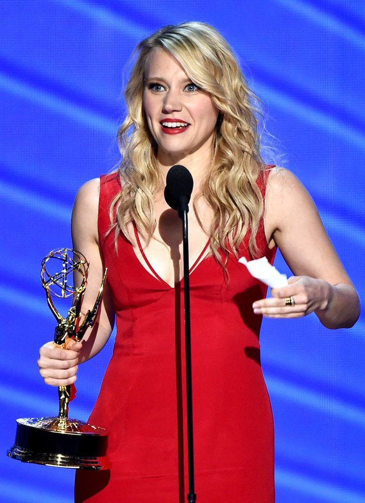 Kate McKinnon Thanks Hillary Clinton  ||Congratiulations #KateMckinnon