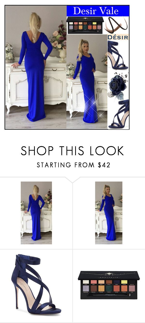 """""""Desir Vale 14"""" by majaa12 on Polyvore featuring moda, Imagine by Vince Camuto, Anastasia Beverly Hills i Burberry"""