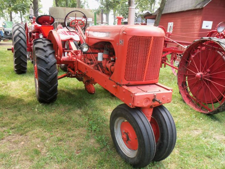 Wc Case Tractor : Allis chalmers wd tractor pinterest